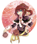 .:UtAu:. Yukimine Crystal ~Blooming~ by Arisa-Nii