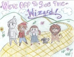 Wonerful Wizard of OZ by Frozen-lullaby