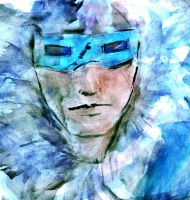 speedpaint: Captain Cold by Waterwindow