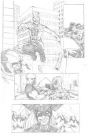 Mighty Avengers Portfolio Page 4 by VictorMV