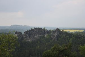 Saxon Switzerland II by Criosdan