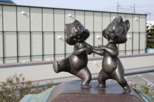 Chip and Dale by KlausHeissler