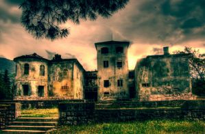 old military base by Ialo-wa