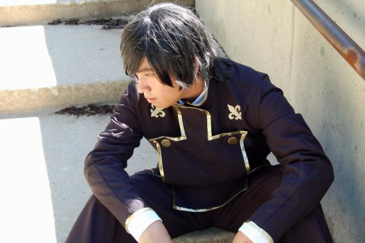 Lelouch by WolfwoodXX