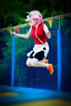 Sakura from Naruto Cosplay by Sandman-AC