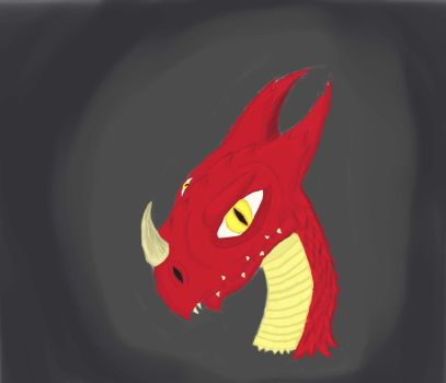 Dragon by NydusWorm
