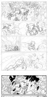 Invincible 48 page 18 by RyanOttley