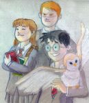 Harry and the gang by crisurdiales