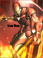 Iron Man 2 by Entodorm