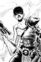 Furiosa by klaatu81