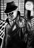 Rorschach by Flamecandle