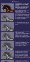 Mane tutorial part one by Losmios