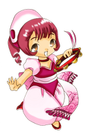 .:: REQUEST: Sumomo ::. by Neko-Tagada