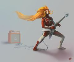 6-strings hero by ijul