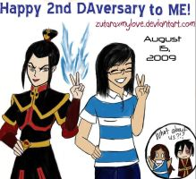 Aug 15 09 2ndDAversary by zutaraxmylove