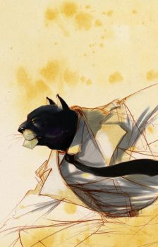 BLACKSAD by shotkun