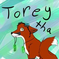 Torey the fox's request by Cierue