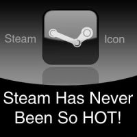 Steam Icon by Luk3V