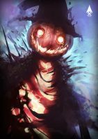 Creepy Nightmare from the Land of Hypnos by Y-mir