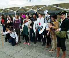 MCM Expo May 2014 115 by cosmicnut