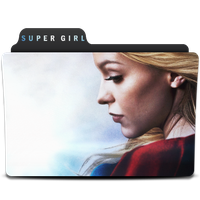 Supergirl 2015 folder icon by Kareembeast