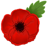 Wear a Poppy by StressedJenny