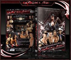 BACKLASH 2008 CUSTOM COVER by Hiro-Gfx