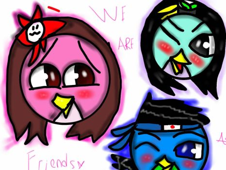 we are friends by yaoifangirl125