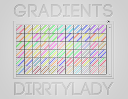 08(august)-2013 - dirrtylady (66) gradients by dirrtyladystuff