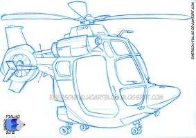 HELICOPTERO / HELICOPTER by Emerson-Fialho