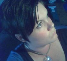 me with short hair by chrisjacobsmom1321