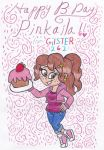 B-Day 2014: Pinkaila by gilster262