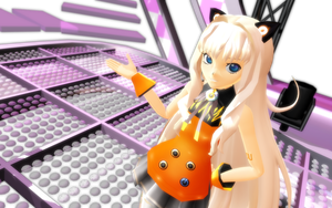 MMD SeeU by thechevaliere