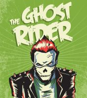 The Ghost Rider by AdamLimbert