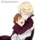 Alois and luca - brothers by jojorules911