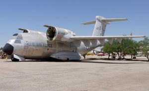 Boeing YC-14 by shelbs2