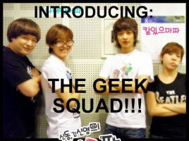 THE GEEK SQUAD?? by booknerd99