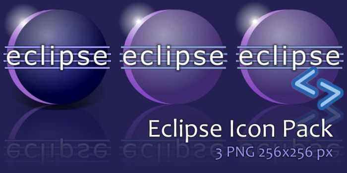 Eclipse Icon Pack by sonnysavage