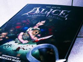 Art of Alice : Madness Returns by AlicexLiddell