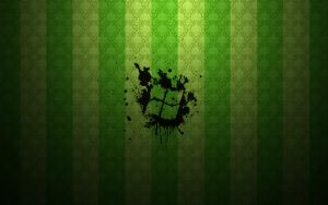 Windows Splatter Wallpaper 5 by dberm22