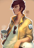Casual Tracer by naoxy