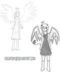 Shades Of Angel by Vocapony