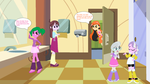 Everyday Life in Canterlot High by Obeliskgirljohanny
