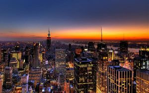 New York Panorama by LaDyKAtE01
