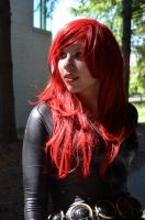 Black Widow 05 by demonic-black-cat
