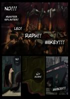 TMNT (fanmade) Same as it never was Aftershock _21 by FleshCreature