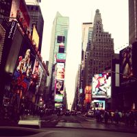 Time Square by TheTragicSoul