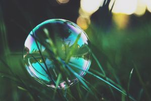 Lost Bubble by FQPhotography