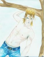 COMPLETED Sexy Sexxxy Demyx by Shadow-on-tauntaun