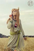 Horo Green Dress by Faid-Eyren